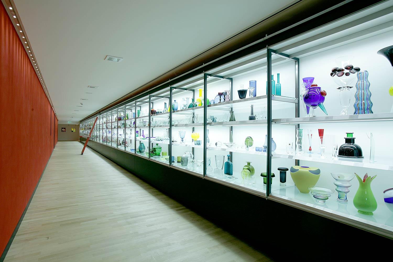 Museum Kunstpalast, Glasmuseum Hentrich, Düsseldorf