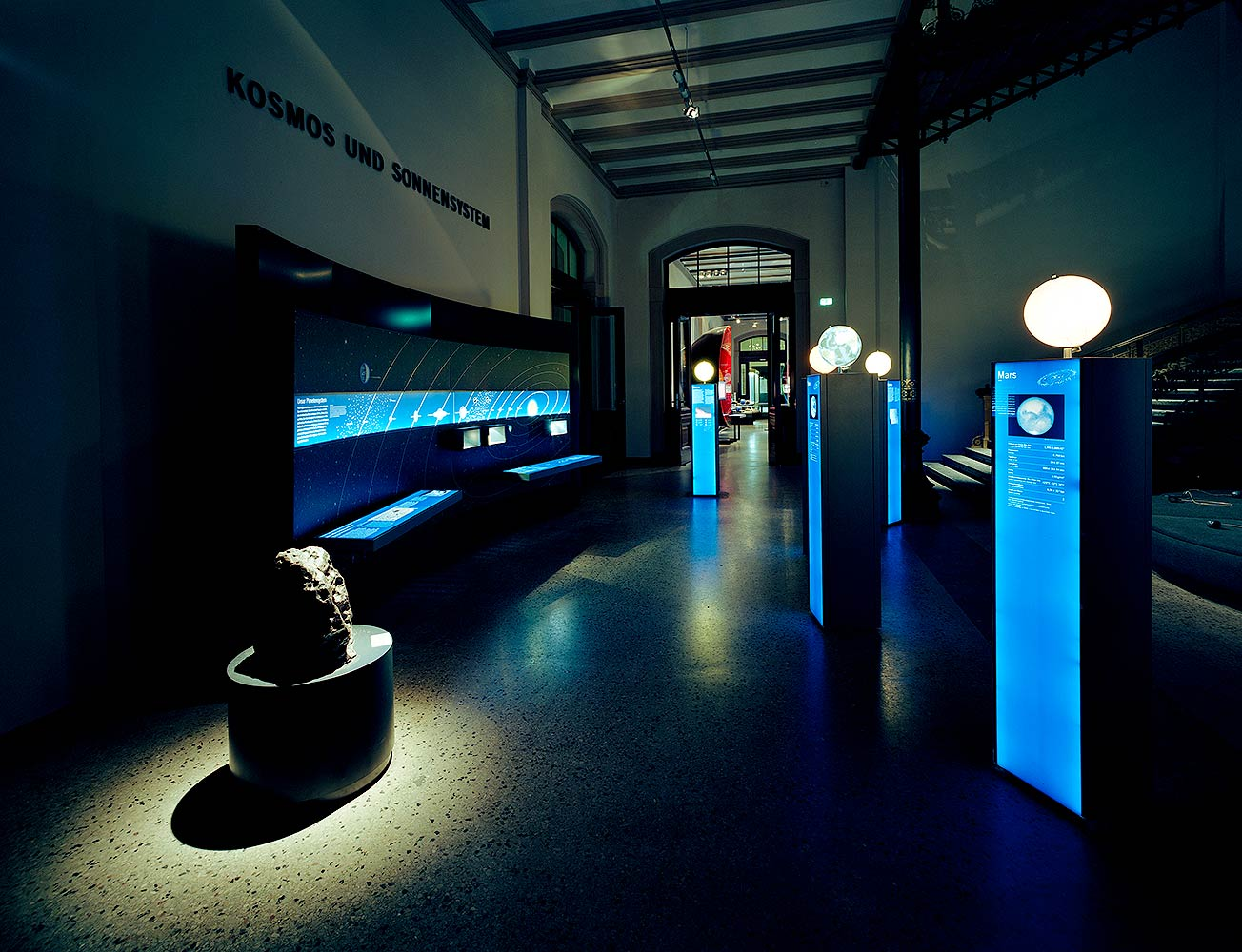 "Museum für Naturkunde, ""Evolution in Aktion"", Berlin"