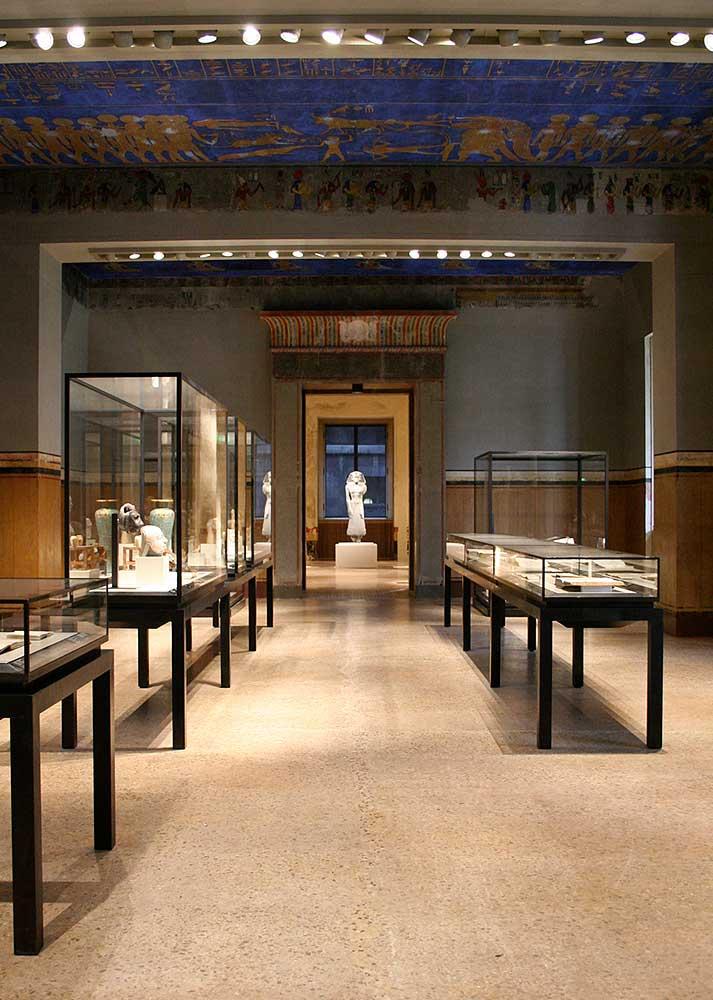 Neues Museum, Ägyptisches Museum und Papyrussammlung, Berlin