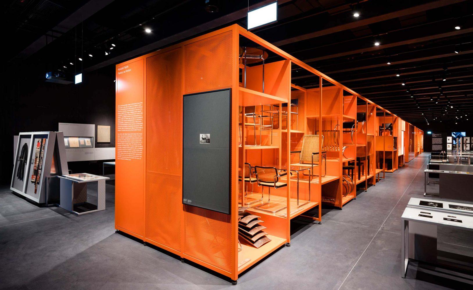 """Bauhaus Museum, """"Fabrik"""", Dessau"""